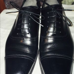 Tom Ford Leather Dress Shoes Size 7.5